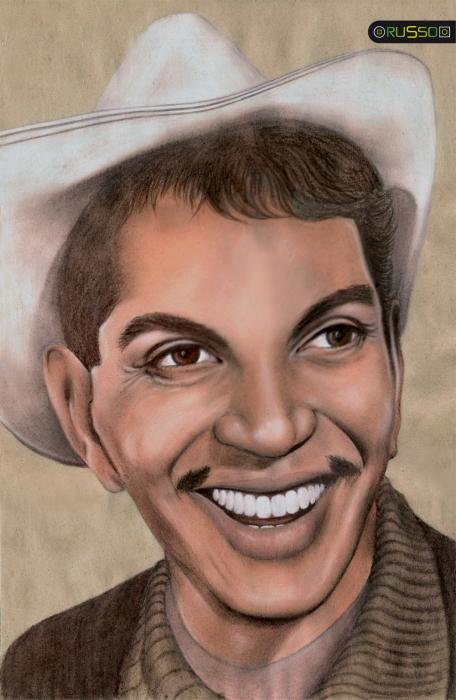 Cantinflas by RUSSO